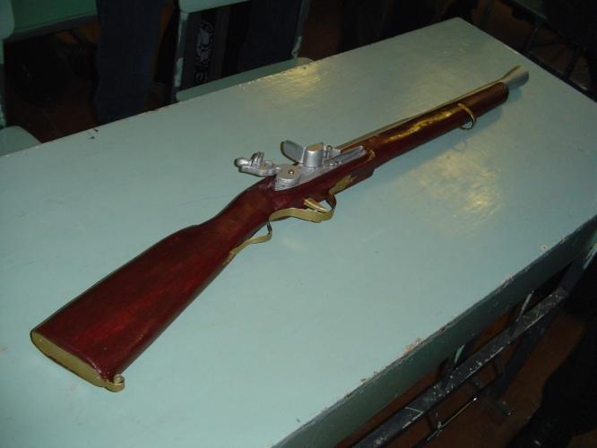 Оружие находится также в разделах все